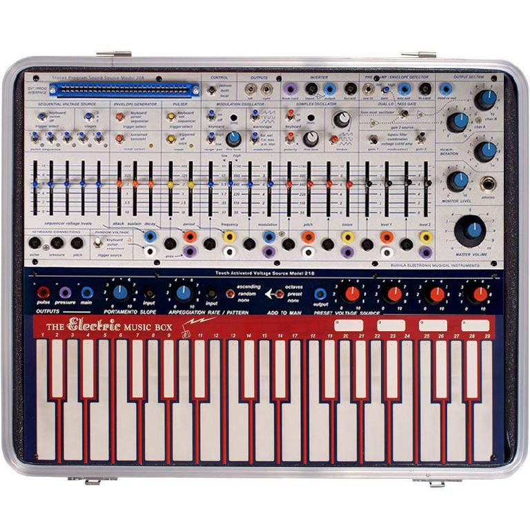 Buchla Music Easel - popular with Kaitlyn Aurelia Smith, Steve Horelick, and a growing number of influential artists.