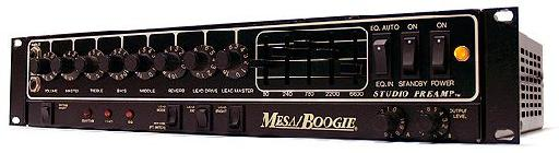 MESA/Boogie Studio Preamp