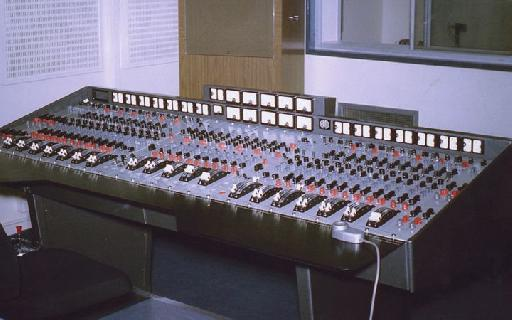 Abbey Road TG12345 console.