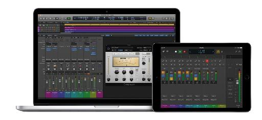 Logic Pro X audio interface control for all Apogee interfaces.