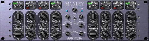 UAD's awesome model of the Manley Massive Passive.