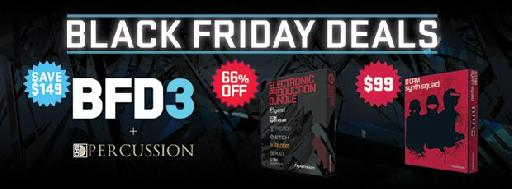FXpansion Black Friday
