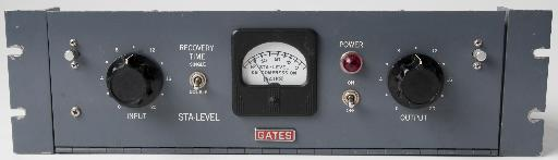 Figure 3. My old 1956 Gates STA-LEVEL tube limiter, which I sold years ago.
