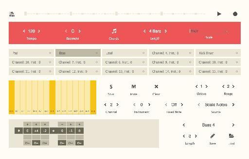 Figure 2  - The Main Sundog Scale Studio Interface