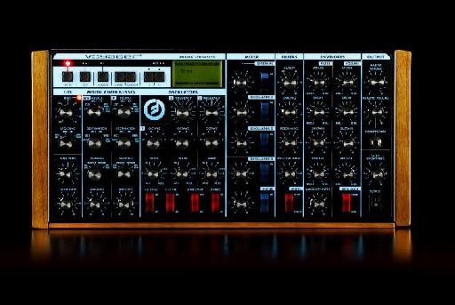 Say farewell to the Moog Voyager Rack Mount Edition...
