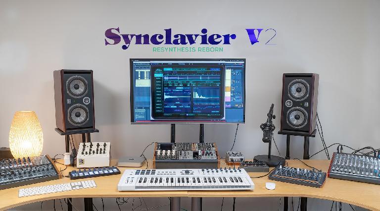 Arturia Synclavier V2