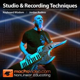 Jordan Rudess' Keyboard Wizdom Video tutorial