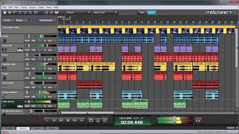 Acoustica mixcraft pro studio 8 crack with keygen full free.