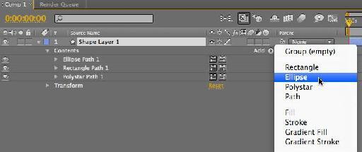 Adding three shapes