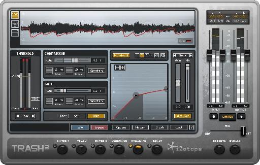 Trash 2 is extremely flexible and provides just about every type of distortion going.