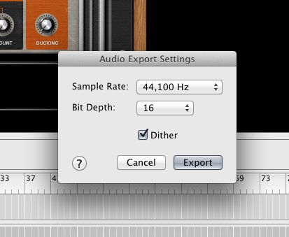 Most DAWs now have a dither option on export.