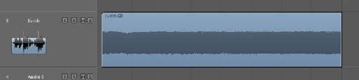 the audio file
