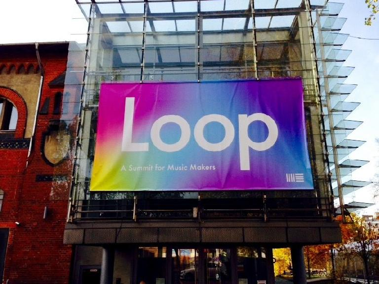 Ableton Loop Banner