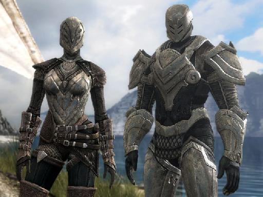 Siris is joined by Isa in Infinity Blade III.