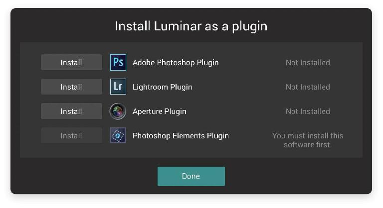 Right now, you'd still need to use Photos (as an extension) or Lightroom (the indicated plug-in) to manage your images