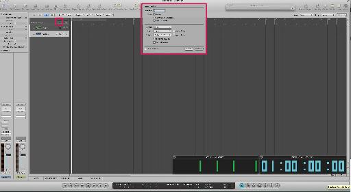Pic 1. Create new tracks