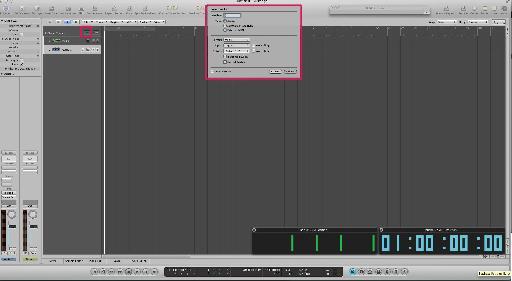 create tracks