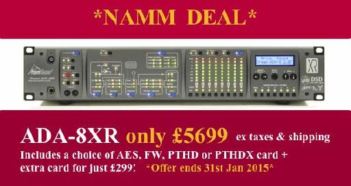 NAMM deal