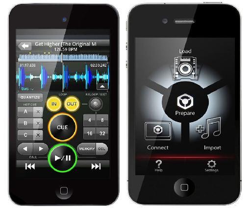 rekordbox mobile