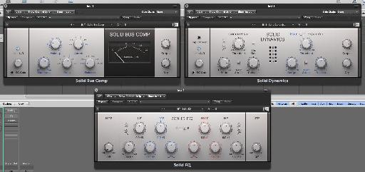 The Solid Mix suite now in plug-in form!