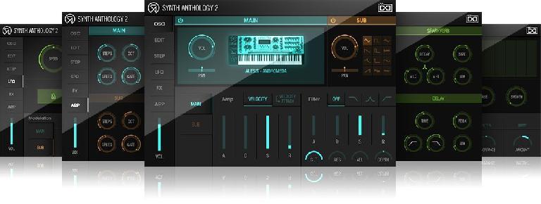 Synth Anthology 2