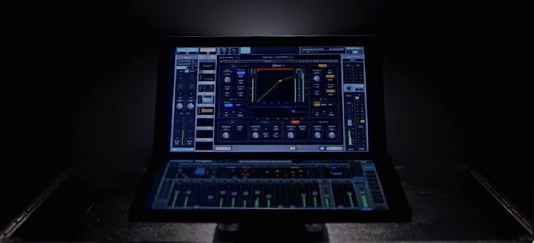 Waves Audio eMotion LV1