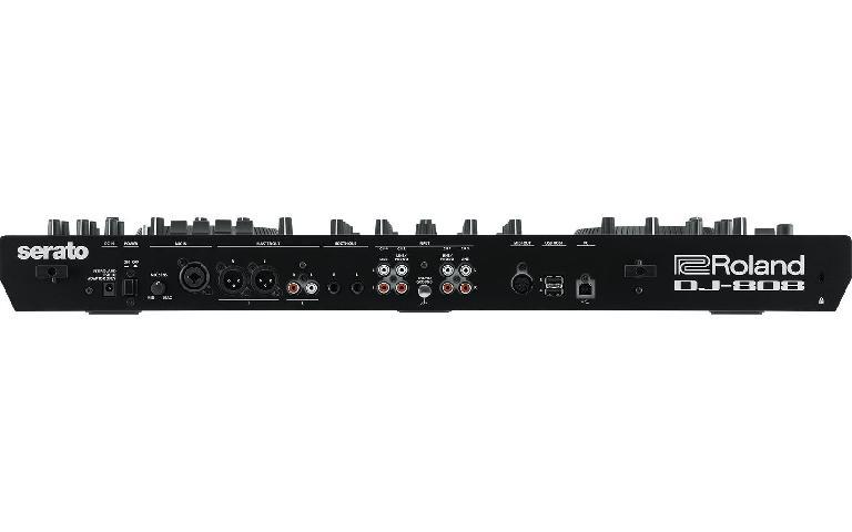 dj-808 rear