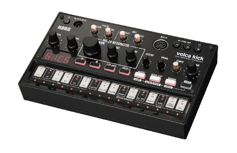 The new Korg volca kick (this is real)