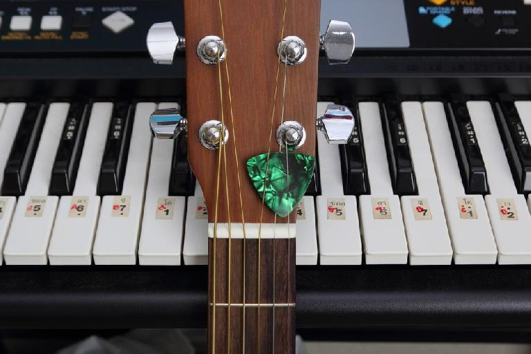 learn a new musical instrument