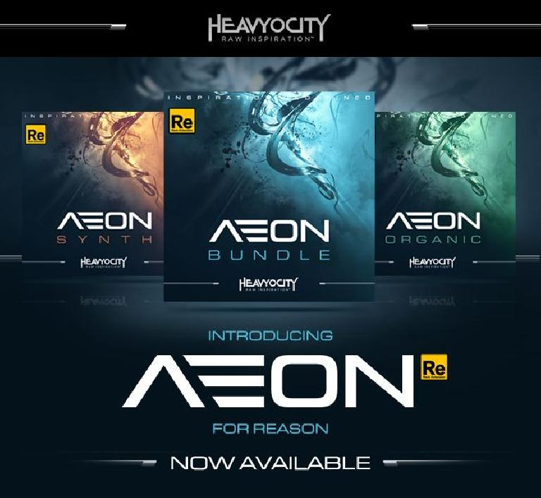 Heavyocity AEON for Reason