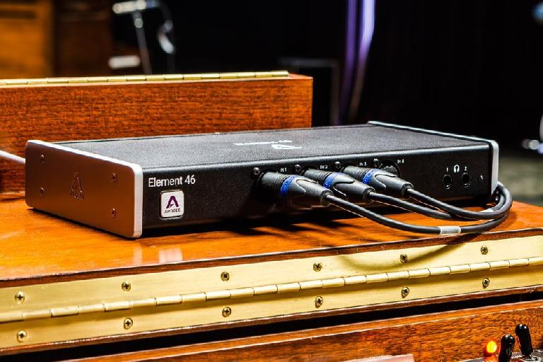 Apogee Element 46 Thunderbolt audio interface