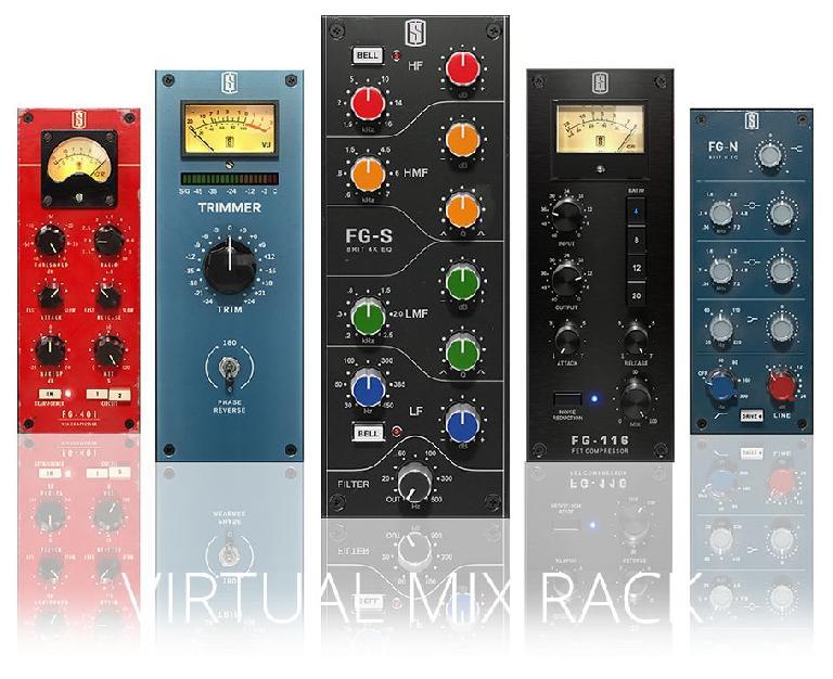 Slate Digital's Virtual Mix Rack
