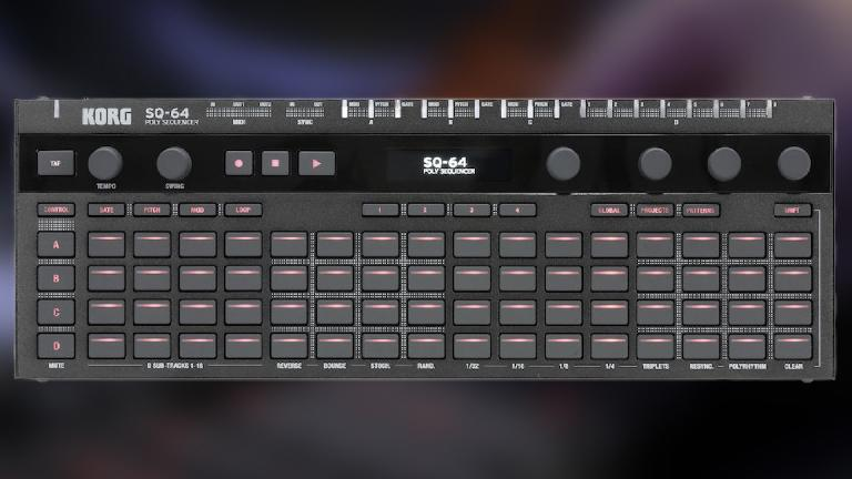 Korg SQ-64 Step Sequencer