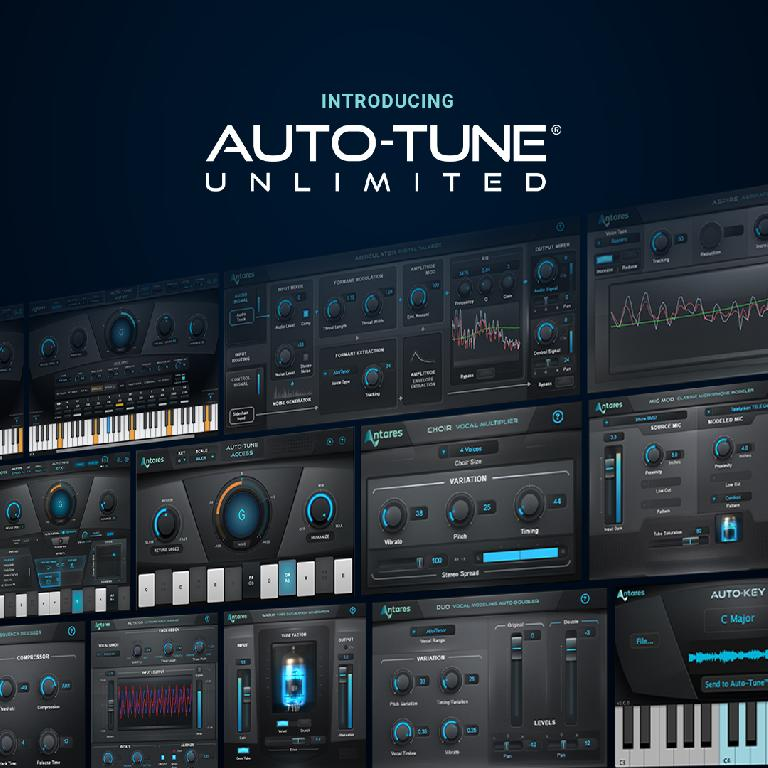 Auto-Tune Unlimited subscription