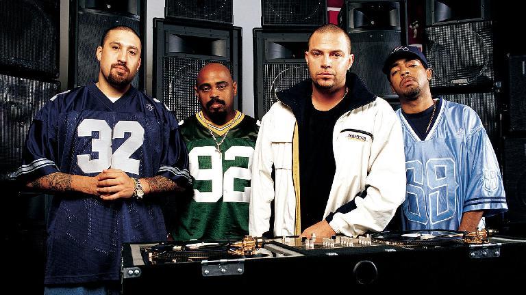 Cypress Hill. Don't make them mad.