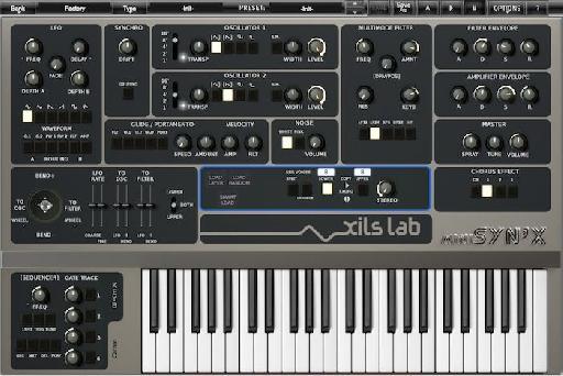 XILS-Labs MiniSynX