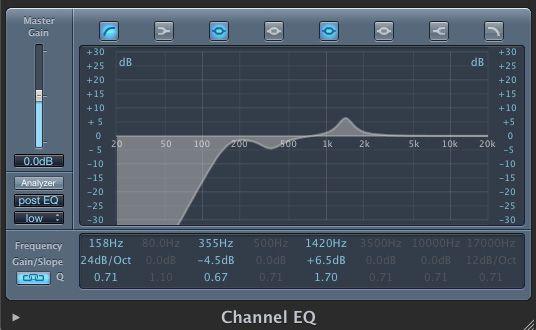 Channel EQ