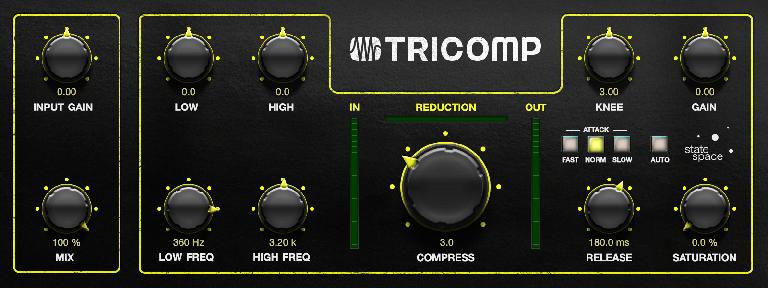 PreSonus Tricomp