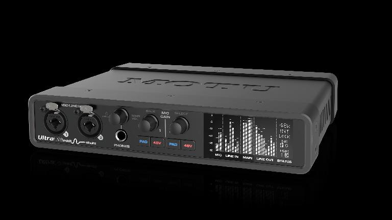 MOTU Ultralite MK5 Audio Interface