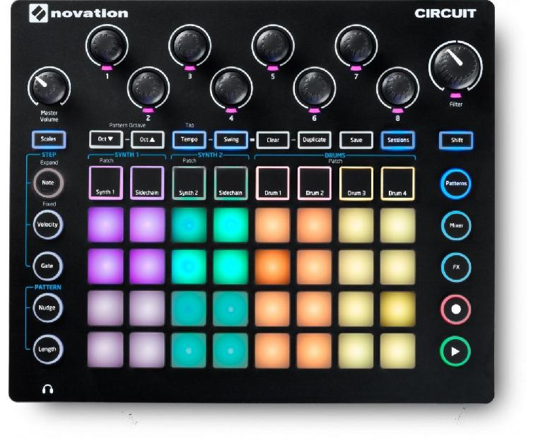 Novation Circuit AskAudio quote