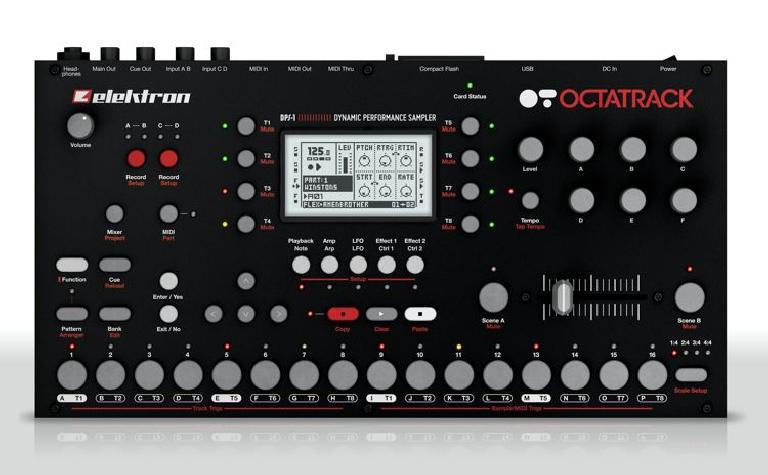 Elektron Octatrack