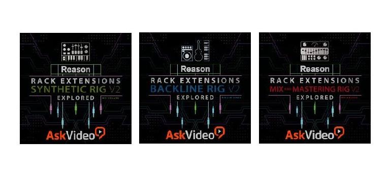 AsVideo Rigs 2 tutorial courses