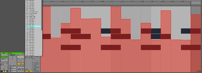 Filter Mod Bass Atmegatron