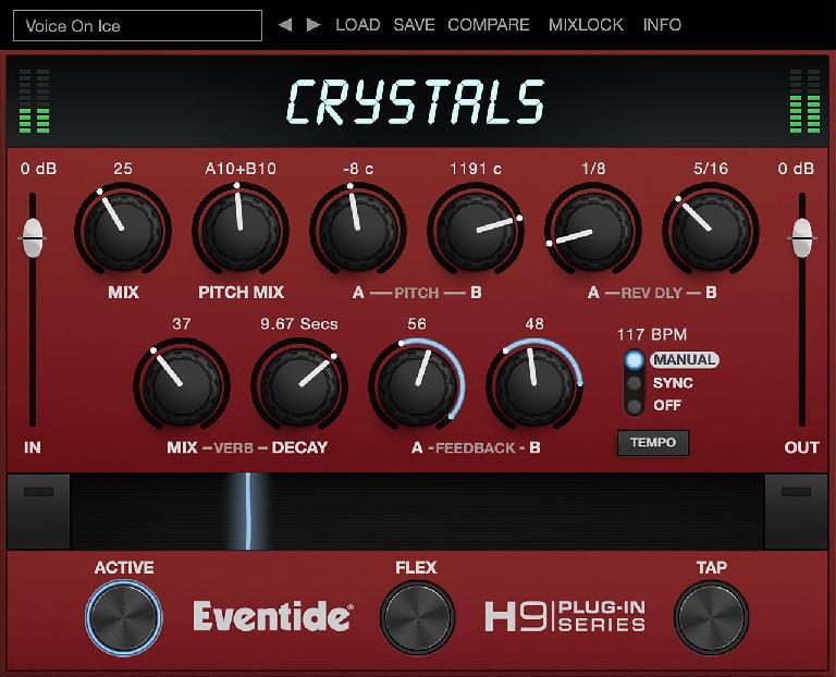 Crystals for desktop.