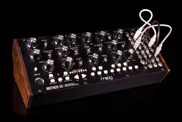 Moog Mother32 Semi-Modular Desktop Synth