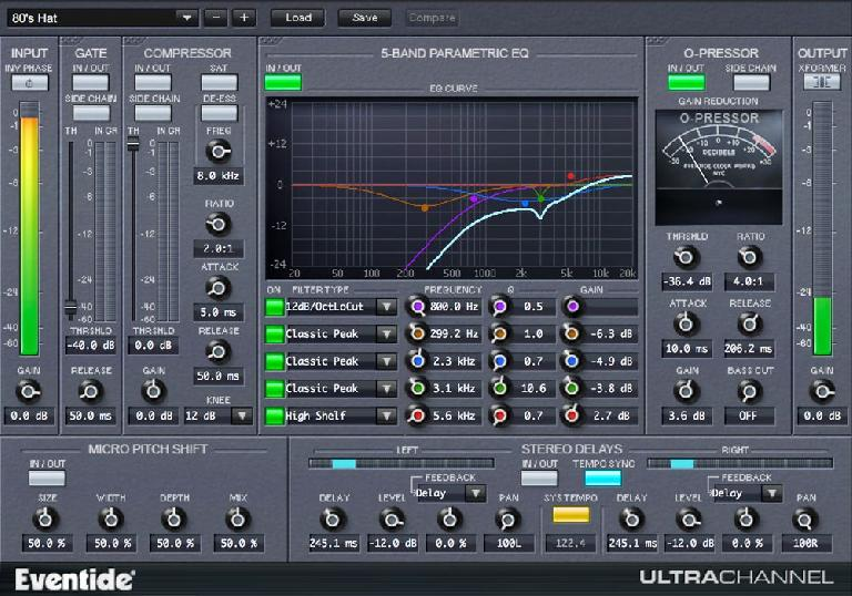Eventide UltraChannel is on sale, 80% off!