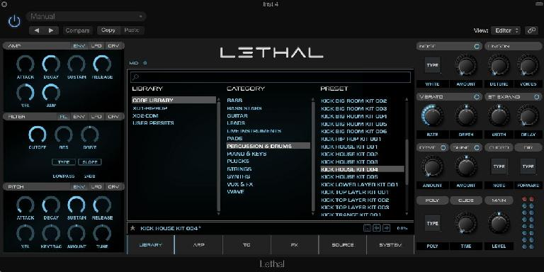 Lethal Audio Synth 1