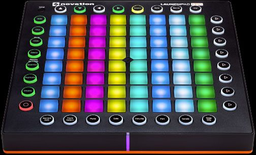 The Novation Launchpad Pro is now available.