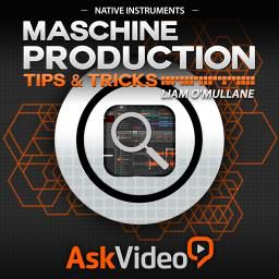 Learn Maschine 2.0 Tips & Tricks: https://www.askvideo.com/course/maschine-production-tips-and-tricks
