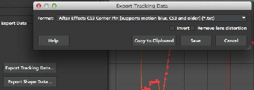 One way to export to After Effects.